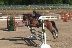 Greystone Equestrian Center Megan Graber