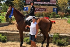 Greystone Equestrian Center Equifest Hyperion B Modified jr/ao classic